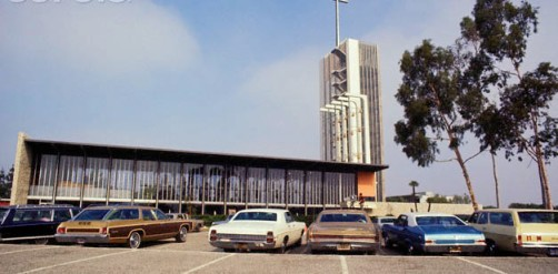 Garden Grove Community Church, late  1960s/early 1970s.